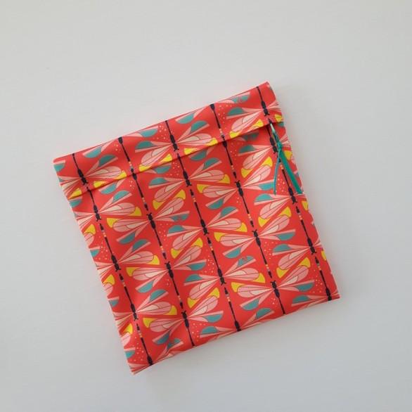 sac à collations - Libellules