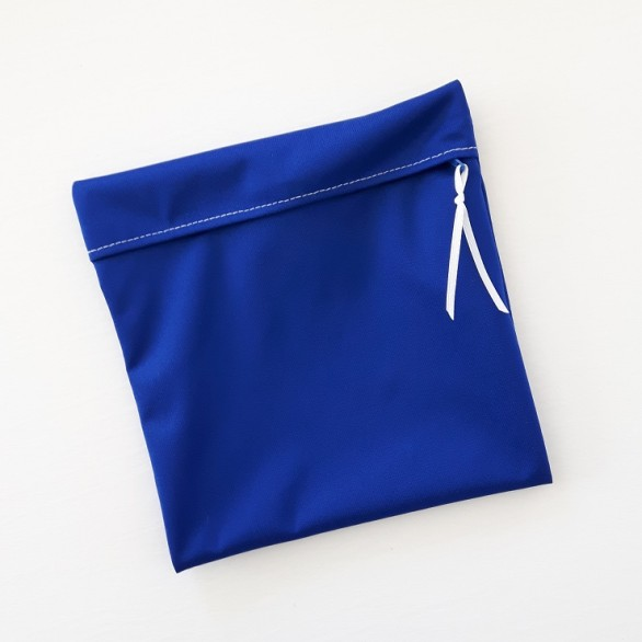 sac à collations - Bleu royal