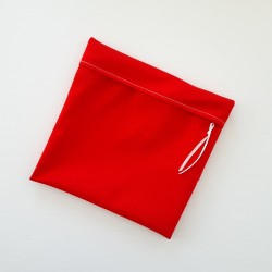sac à collations - Rouge